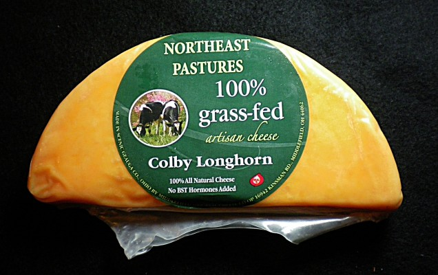 Grass-fed Colby Longhorn 8oz grass fed cheese, grass fed, grass fed longhorn cheese, longhorn cheese, amish longhorn cheese, soft cheese, amish soft cheese, colby longhorn cheese, grass fed longhorn cheese, organic cheese, organic amish cheese, cheese, amish, amish farm, amish organic cheese, simply cheese, local amish cheese, amish cheese near me