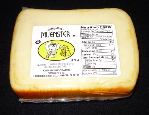 Muenster 1lb about muenster cheese, muenster, muenster cheese, cheese, organic cheese, organic amish cheese, cheese, amish, amish farm, amish organic cheese, simply cheese, local amish cheese, amish cheese near me